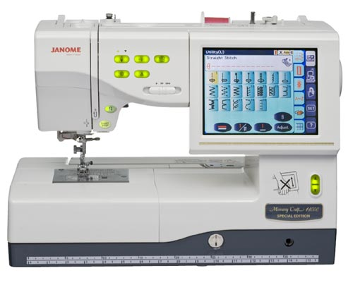 sewing machine janome review